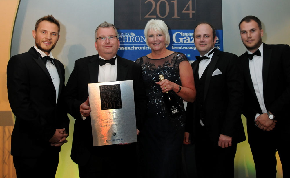 Essex Business Excellence Awards: Award for Innovation 2014