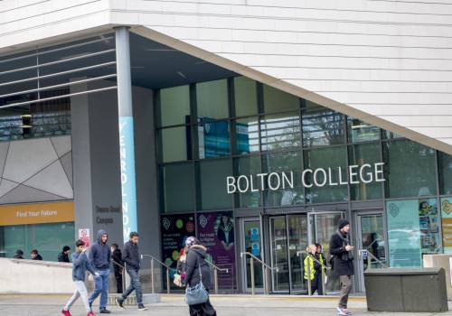 Bolton College Revisited